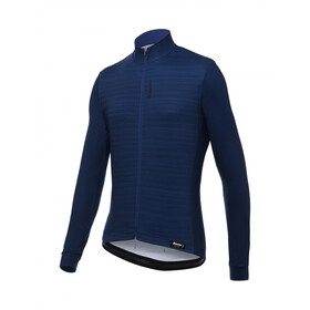 Santini Classe Fietsshirt lange mouwen Heren blauw